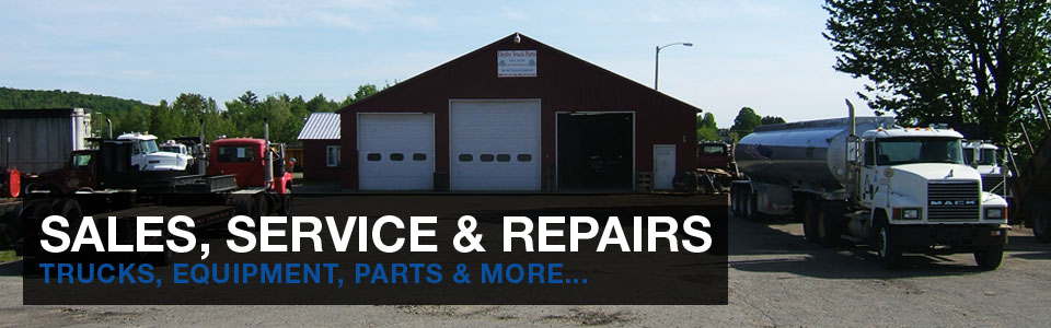 Derby Truck Parts - Sales, Service, Parts and Repairs