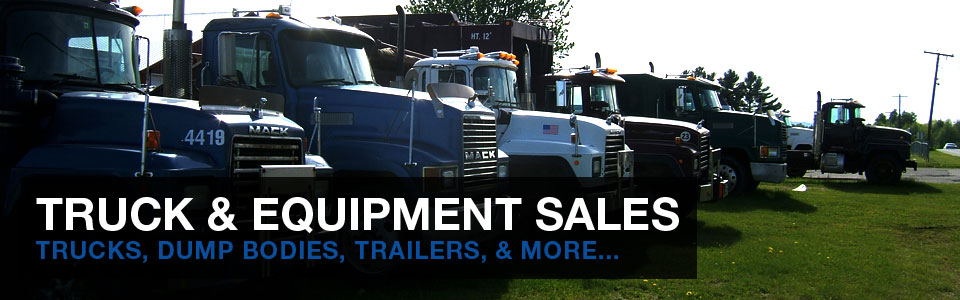 Derby Truck Parts - Trucks, Equipment, Dump Bodies, and Trailer Sales